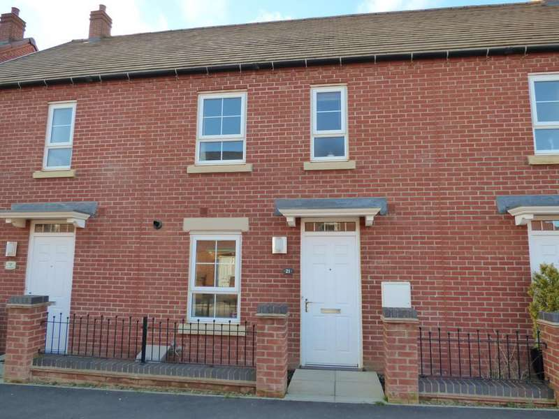 3 Bedrooms Terraced House for sale in Longford Park Road, Bodicote