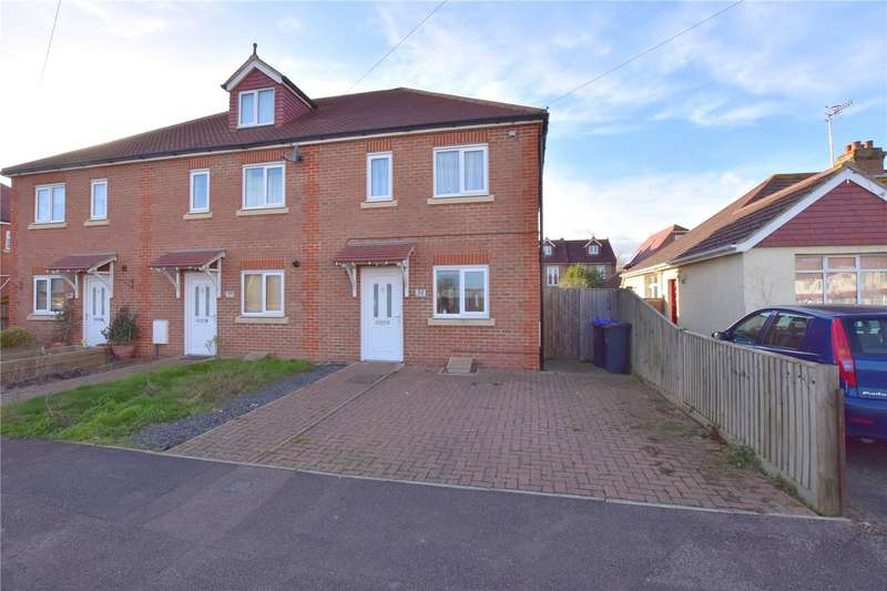 3 Bedrooms End Of Terrace House for sale in West Lane, Lancing, West Sussex, BN15