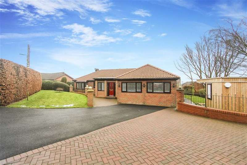 4 Bedrooms Bungalow for sale in Chapel Street, Tantobie, County Durham