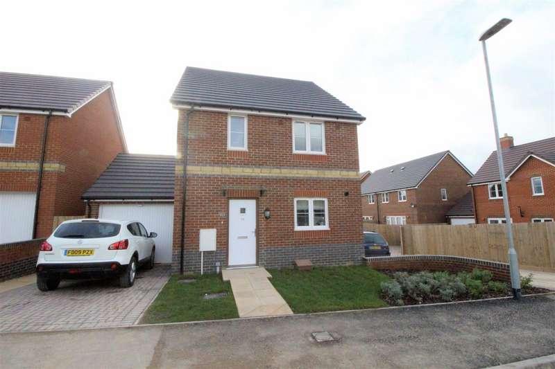 3 Bedrooms Detached House for sale in Jupiter Close, Blunsdon