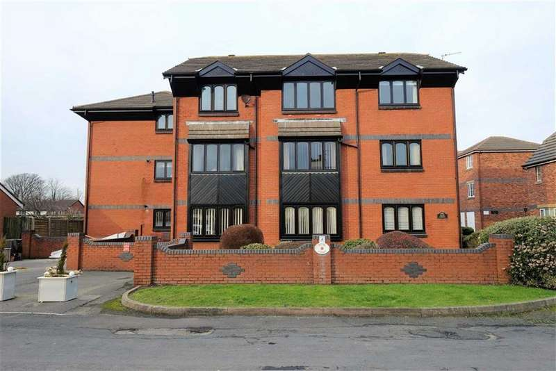 2 Bedrooms Apartment Flat for sale in Elim Court, Lytham