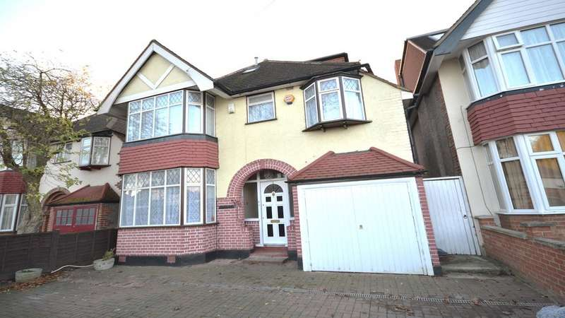 6 Bedrooms Detached House for sale in Gainsborough Road, New Malden KT3