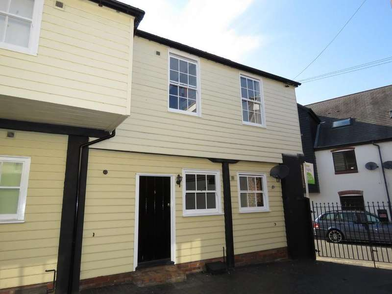 1 Bedroom End Of Terrace House for rent in Manningtree, Essex