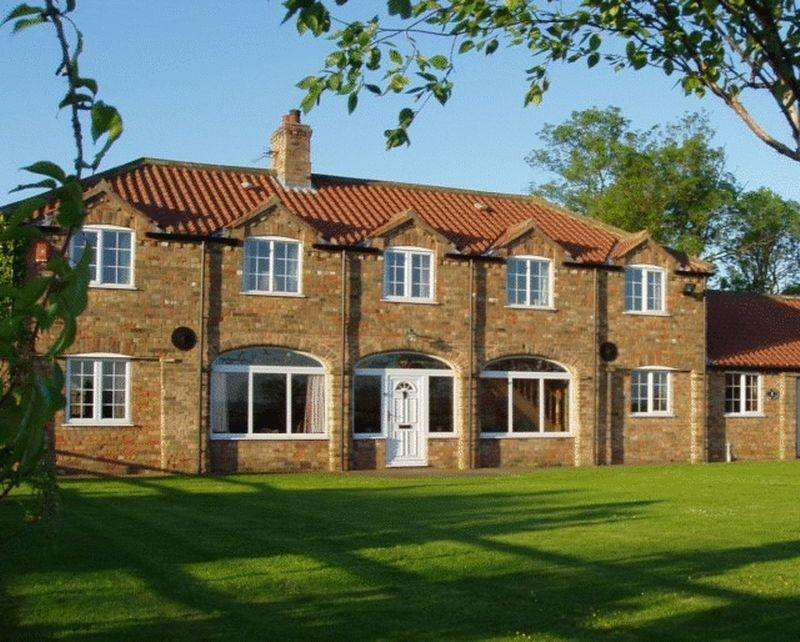 5 Bedrooms Detached House for sale in Station Road, Habrough