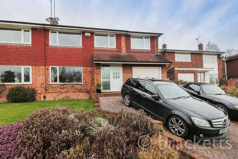 4 Bedrooms Semi Detached House for sale in Coniston Avenue, Tunbridge Wells