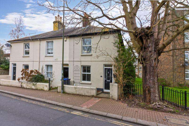 2 Bedrooms End Of Terrace House for sale in Broadwater Street East, Worthing