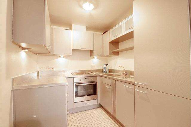 1 Bedroom Flat for sale in The Renovations, Royal Docks