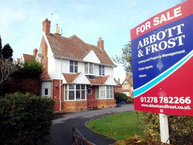7 Bedrooms Detached House for sale in Rectory Road, Burnham-on-Sea