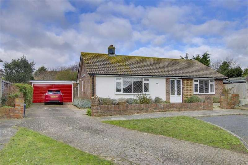 2 Bedrooms Detached Bungalow for sale in Morningside Close, Seaford