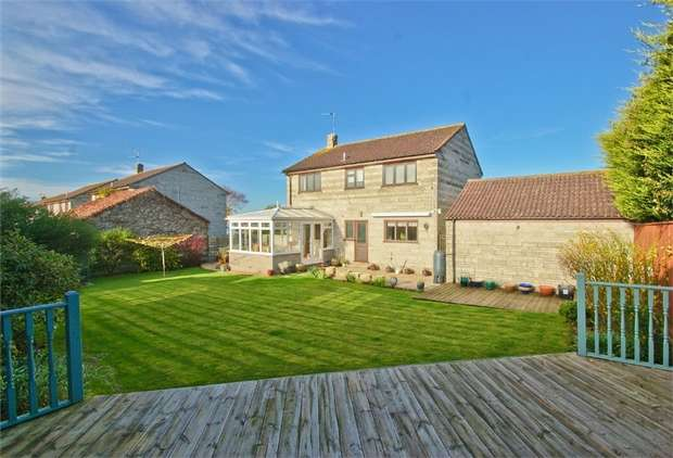 4 Bedrooms Detached House for sale in LANGPORT, Somerset