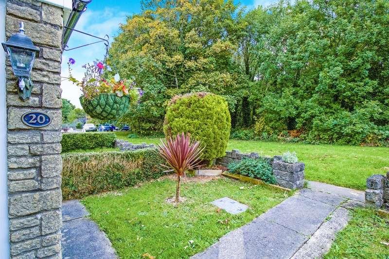 3 Bedrooms Semi Detached House for sale in Quarella Crescent, Bridgend
