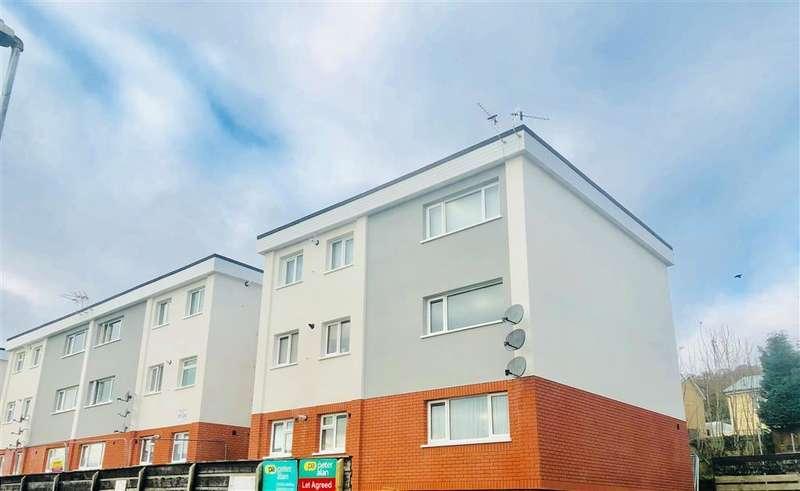 2 Bedrooms Flat for rent in Kemys Fawr Close, Sebastopol, PONTYPOOL