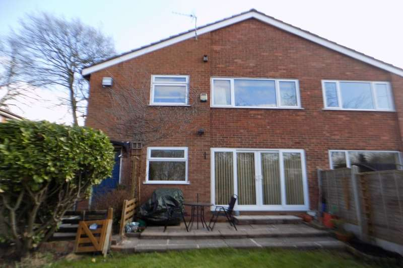 2 Bedrooms Flat for sale in Mary Road, Stechford, Birmingham, B33