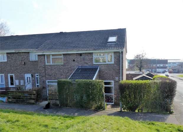 2 Bedrooms Semi Detached House for sale in Cae Ffynnon, Brackla, Bridgend, Mid Glamorgan