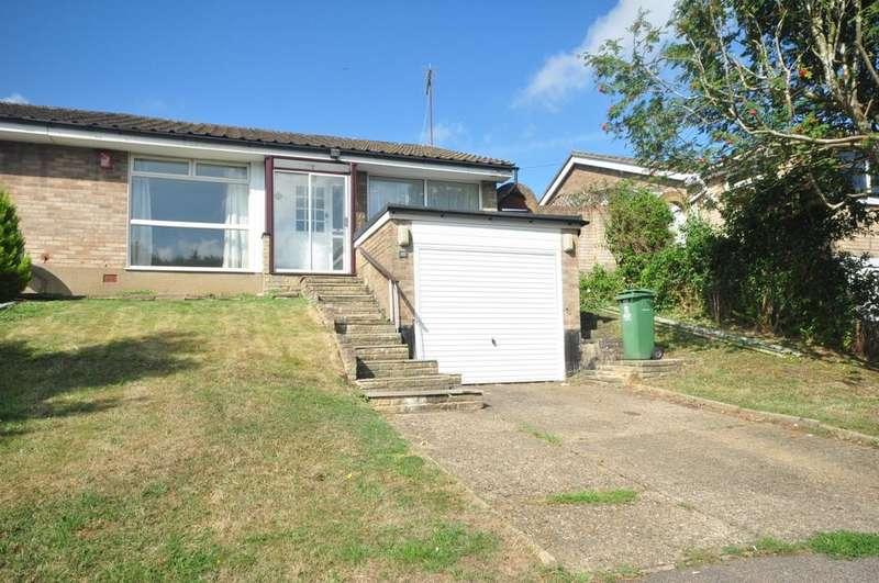3 Bedrooms Semi Detached Bungalow for rent in Hever Wood Road West Kingsdown TN15