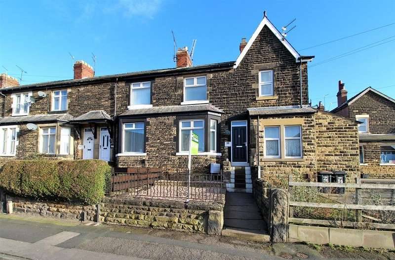 3 Bedrooms Terraced House for sale in The Avenue, Harrogate