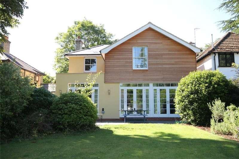 4 Bedrooms Detached House for rent in Glebe Road, Cambridge, CB1