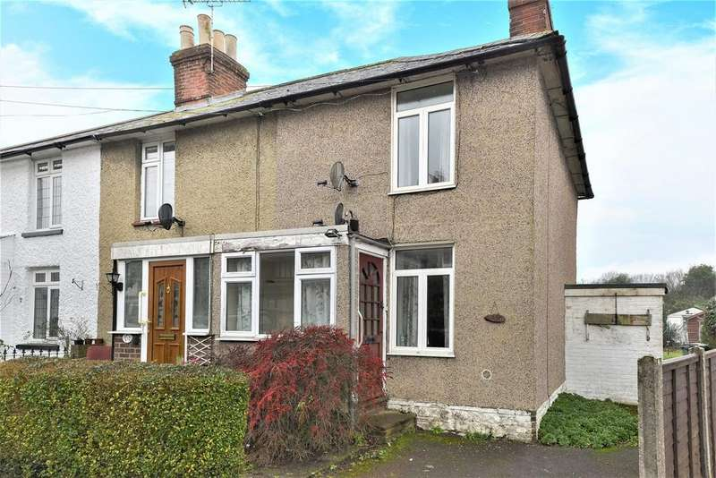 2 Bedrooms Semi Detached House for sale in Boughton Monchelsea, Maidstone