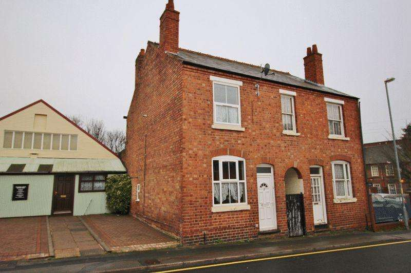 2 Bedrooms Semi Detached House for sale in Hall Street, Willenhall