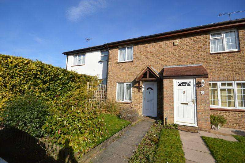 2 Bedrooms Terraced House for sale in Stubbs Close, Houghton Regis
