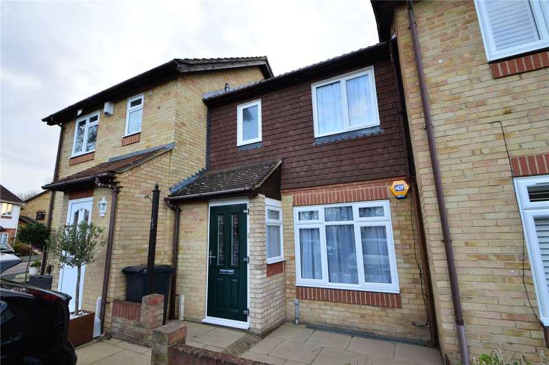 2 Bedrooms Terraced House for sale in Lomond Gardens, South Croydon