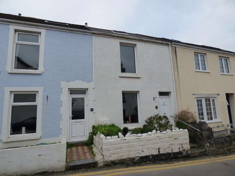 3 Bedrooms Terraced House for sale in Gloucester Place, Mumbles, Swansea, SA3