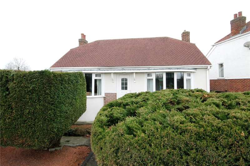 2 Bedrooms Detached Bungalow for sale in Hadrian Avenue, Chester Le Street, County Durham, DH3