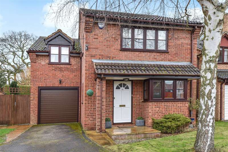 4 Bedrooms Detached House for sale in Garthlands, Maidenhead, Berkshire, SL6