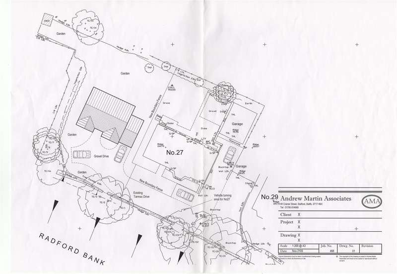 Land Commercial for sale in Radford Bank Land, Stafford