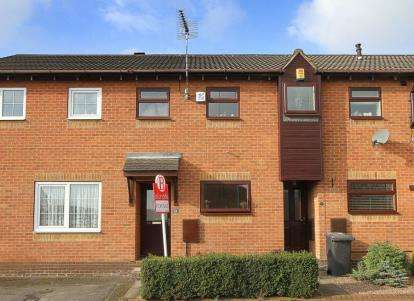 2 Bedrooms Terraced House for sale in Lundwood Grove, Owlthorpe, Sheffield, South Yorkshire