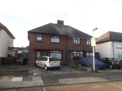 3 Bedrooms Semi Detached House for sale in Dagenham, London, United Kingdom
