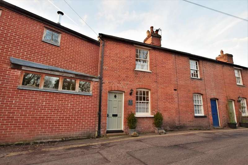 2 Bedrooms Terraced House for sale in Straw Lane, Sudbury, CO10 2AT
