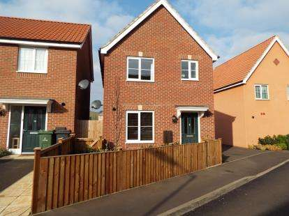 3 Bedrooms Detached House for sale in Carbrooke, Thetford, Norfolk
