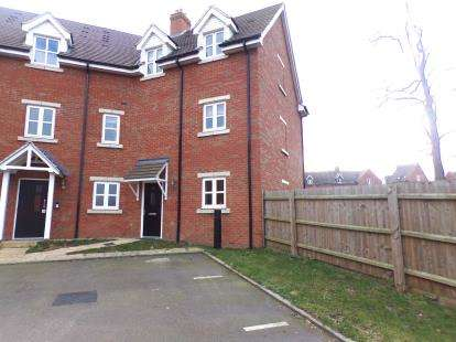 2 Bedrooms Maisonette Flat for sale in Conder Boulevard, Shortstown, Bedford, Bedfordshire