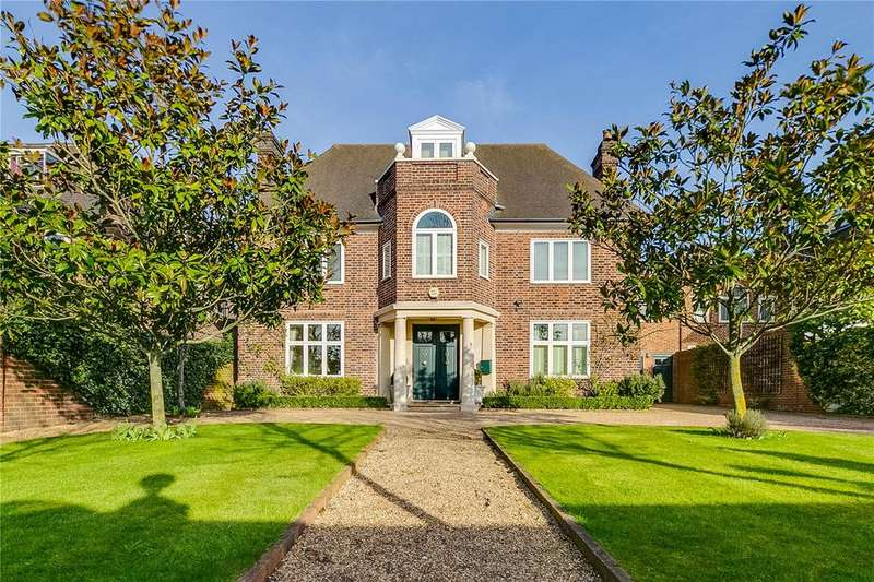 7 Bedrooms Detached House for sale in Roehampton Lane, Putney, London