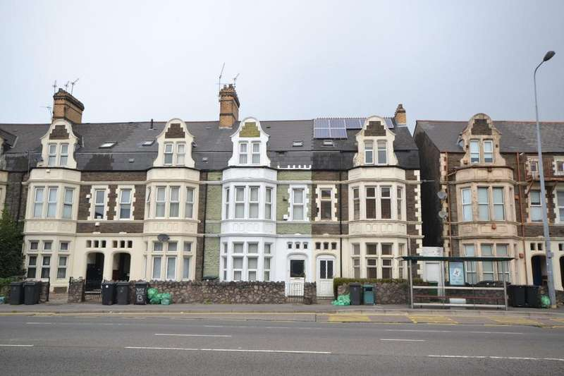 5 Bedrooms Terraced House for sale in Newport Road, Roath, Cardiff, CF24