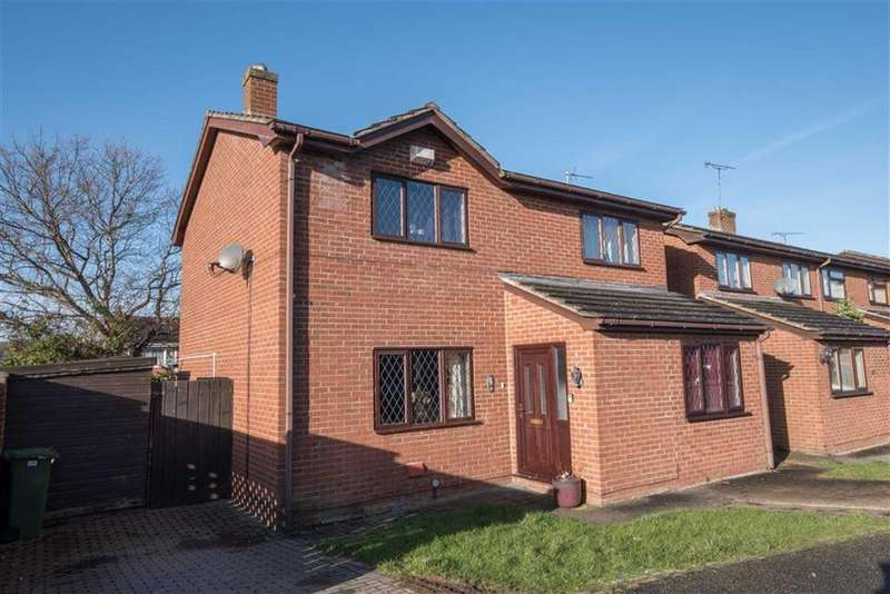 4 Bedrooms Detached House for sale in Bro Deg, Ruthin