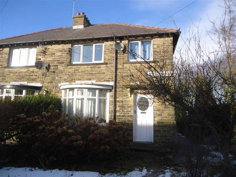 3 Bedrooms Semi Detached House for sale in Speeton Grove, Bradford, West Yorkshire, BD7