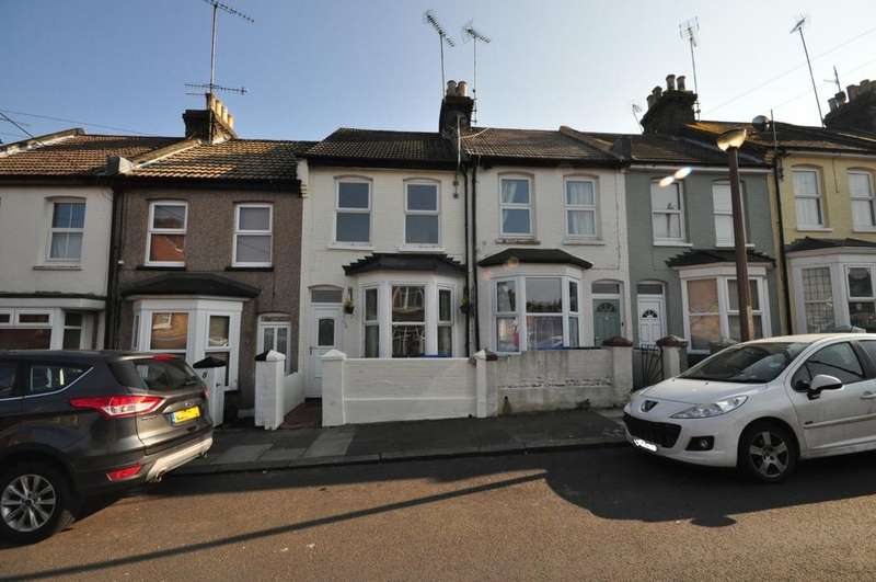 2 Bedrooms Terraced House for rent in Harrison Road Ramsgate CT11