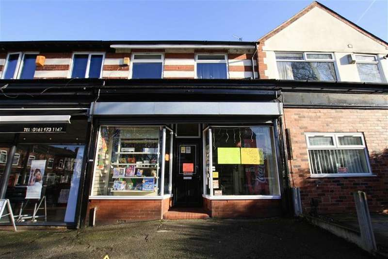 2 Bedrooms Terraced House for sale in Park Road, Sale