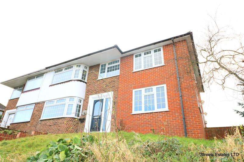 4 Bedrooms Semi Detached House for sale in povey avenue , rochester, kent ME2