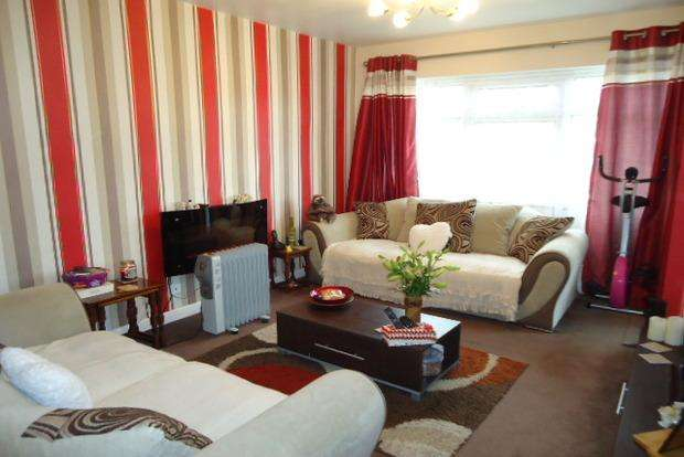 1 Bedroom Flat for sale in Amesbury Court, Launceston Road, Wigston, LE18