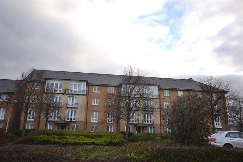 2 Bedrooms Apartment Flat for sale in Forio House, Ffordd Garthorne, Cardiff, CF10