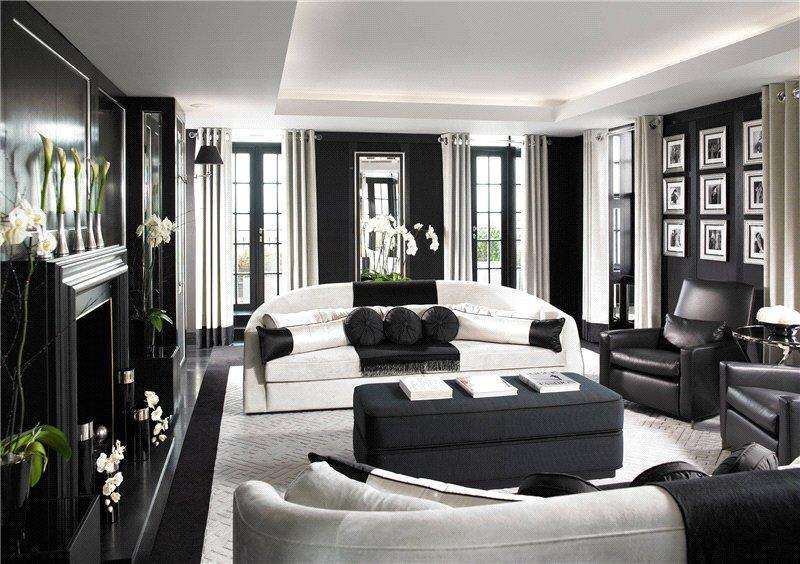 5 Bedrooms Penthouse Flat for rent in Park Lane, London, W1K
