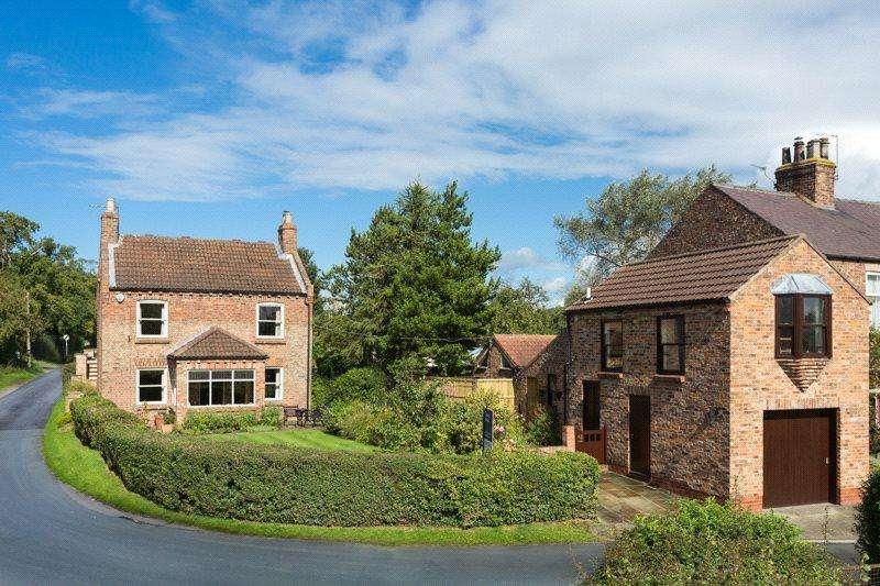 6 Bedrooms Detached House for sale in The Green, Stillingfleet, York, YO19