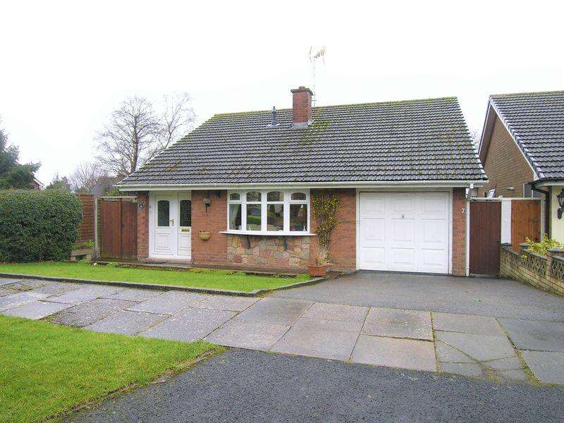 3 Bedrooms Bungalow for sale in Warrens Croft, Park Hall