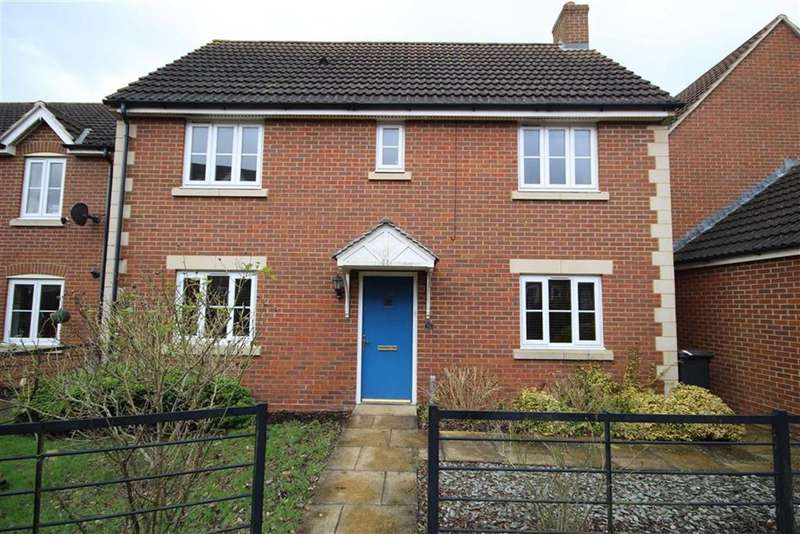 4 Bedrooms Detached House for sale in Callington Road, Oakhurst, Wiltshire