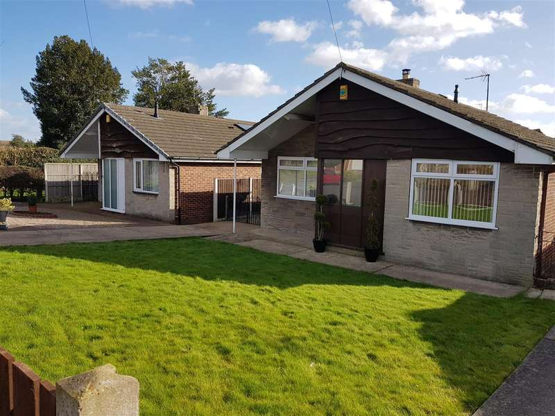 3 Bedrooms Detached Bungalow for sale in Rufford Drive, Mansfield Woodhouse, Mansfield