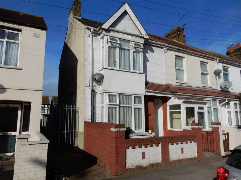 2 Bedrooms End Of Terrace House for sale in Trinity Road, Southall, Middlesex