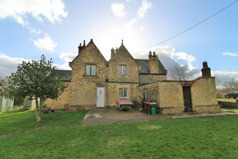 4 Bedrooms Detached House for sale in Station Road, Blyton DN21